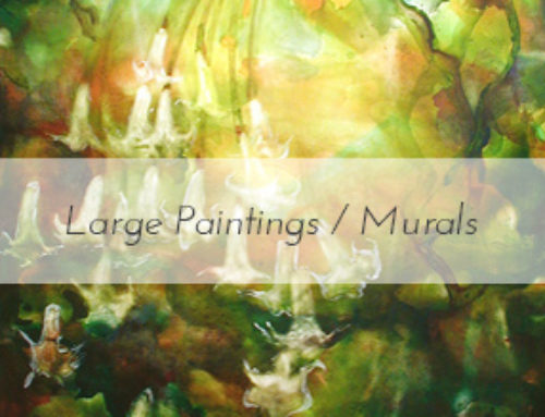 Large Paintings & Murals